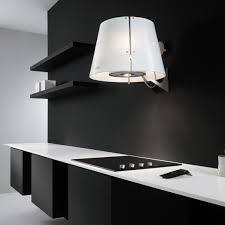 elica charm designer island hood in white epicair co uk
