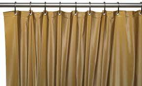 Hotel Shower Curtain With Snap In Liner Carnation Home Fashions Inc 8 Gauge Vinyl Shower Curtain Liners
