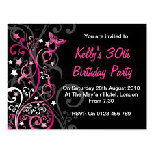 personalised birthday invitation cards 28 images birthday