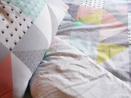 primark ss15 homewares geometric printed bed set house ideas