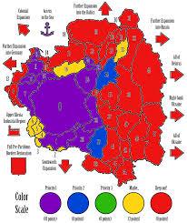 Map Poland Optimal Post Wwi Polish Borders Map Survey Page 10 Paradox