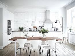 cuisine nordique cuisine scandinave cuisine scandinave loft cuisine nordique deco