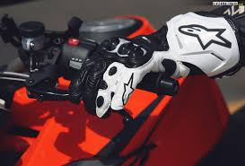 alpinestar motocross gloves alpinestars gp pro leather glove review derestricted