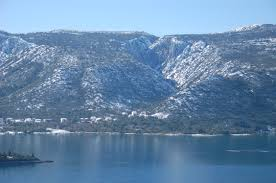 catholic pilgrimages europe snowy mountains winter serene europe european travel catholic