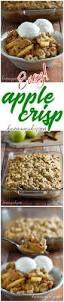 unique thanksgiving dessert recipes the best and easiest classic apple crisp dessert recipe crisp