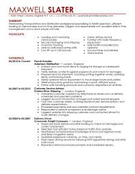 sample resume for forklift driver sample resume driver job cab driver resume driver cv examples professional certified student resume sample
