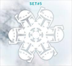 star wars snowflake templates 15 free printable sample example