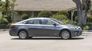 toyota sedan 2016 toyota avalon hybrid sedan review with price gas mileage and