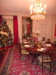 White House Dining Room by Christmas Decorating At The White House Installation Todd