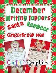 december christmas writing toppers k 1 2 3 u2013 confetti graphics