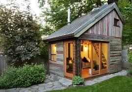 Building Backyard Shed by Backyard Sheds 8 Other Uses For Outbuildings Bob Vila