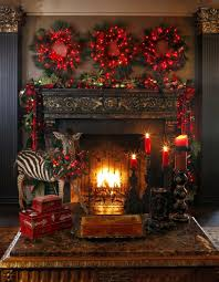 How To Decorate A Mantel For Christmas 50 Christmas Mantel Decorations That Are Sure To Grab Attention