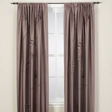 Contemporary Window Curtains Modern Furniture Contemporary Window Treatments Panels 2011