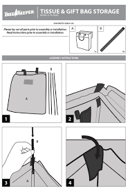 tissue gift bag storage treekeeperbag