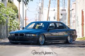 bmw 328i slammed slammed e38 static to air conversion