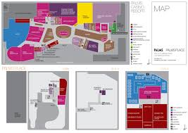 Hotels In Las Vegas Map by Las Vegas Palms Hotel Map