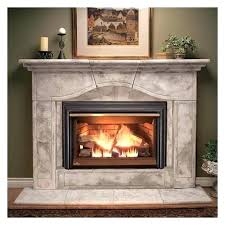 vent free gas fireplace inserts insert safety ventless