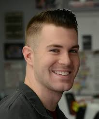 Kinds Of Hairstyles For Men by 40 Different Military Haircuts For Any Guy To Choose From