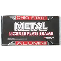 michigan state alumni license plate frame teamstores ncaa automotive license plates auto accessories