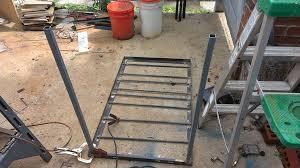 large welding table on the cheap jtbmetaldesigns u0027s blog