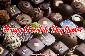chocolate day 2017 quotes sayings and images freshmorningquotes