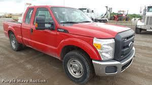 Ford F250 Pickup Truck - 2012 ford f250 super duty supercab pickup truck item da785