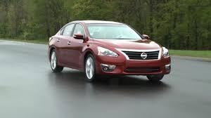 2007 Altima Interior Nissan Altima 2007 2012 Road Test
