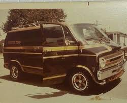 custom dodge vans brown jug custom 70 s dodge vk custom dodge vans 1971 78