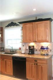 Kitchen Cabinet Moldings Cabinet Light Rail Molding Black Kitchen Cabinet Crown Molding