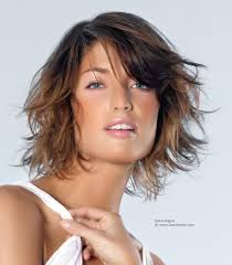haircut for wispy hair trendy bob haircut styled wild with wispy ends