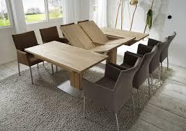 Esszimmertisch Tisch Eßtisch Simon In Kernbuche Quadratisch
