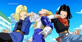 android 17 and 18 why android 17 18 are more evil in future trunks timeline otakukart