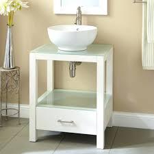 kangsudar vanity for vessel sink industrial trough sink modern