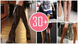 2015 up coming the knee boots that you should wear to