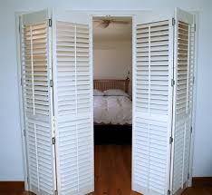 Shutters For Doors Interior Interior Shutter Doors For Bedroom Strangetowne Spraying Paint