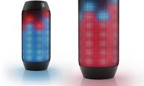led light bluetooth speaker jbl pulse portable bluetooth speaker with color changing led lights