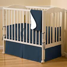 Mini Portable Crib Bedding Decoration Mini Portable Crib Bedding Photo 4 Of Solid Navy For