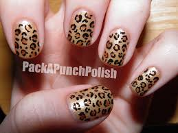 Nail Designs Cheetah Nail Cheetah Print How You Can Do It At Home Pictures Designs