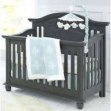 Bratt Decor Changing Table Heritage Crib Slate Collection Recall Conversion