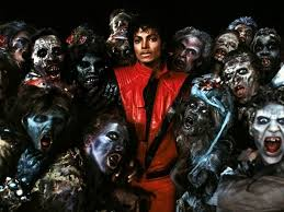 thriller or bad michael jackson to be re animated for halloween