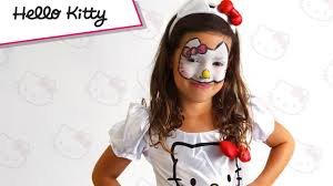 Hello Kitty Halloween Costumes by Hello Kitty Carnevale Youtube