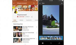 youtube for ios updated with android material design phonedog