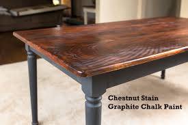 how to stain pine table the mountain laurel sawmill pine farmhouse table
