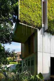 architecture exterior singapore green home by tsao mckown