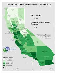 Sonoma California Map Map Of The Month Center For Economic Development
