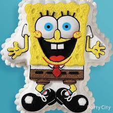 spongebob cake ideas spongebob fondant cake how to cake cupcake ideas spongebob
