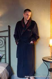 robe de chambre homme des pyr s robe de chambre chiroulet peignoirs label pyrénées pyrenees e shop