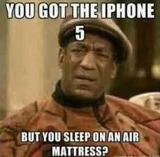 Iphone 5 Meme - bill cosby iphone 5 funny memes