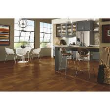 Bruce Laminate Flooring Canada Shop Bruce High Impact 5 In W Prefinished Walnut Locking Hardwood