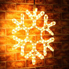 Outdoor Snowflake Lights Led Snowflake Lights Outdoor Sacharoff Decoration